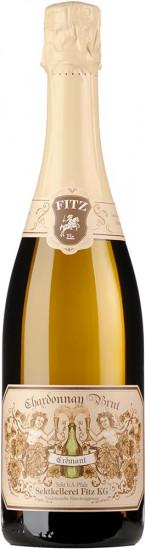 2017 Dürkheimer Abtsfronhof Chardonnay Crémant Brut - Weingut Fitz-Ritter