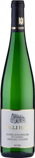 2020 Brauneberg Juffer-Sonnenuhr Riesling edelsüß - Weingut Willi Haag