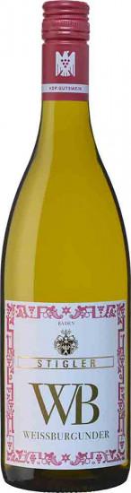 2019 STIGLERs Weißer Burgunder VDP.GUTSWEIN trocken - Weingut Stigler