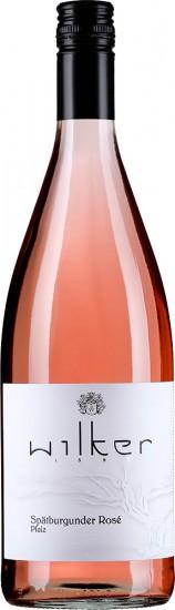 2020 Spätburgunder Rosé trocken - Weingut Wilker
