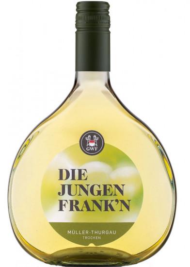 2020 Die Jungen Franken Müller-Thurgau (GWF) trocken - Winzergemeinschaft Franken eG