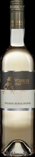 2020 Weißer Burgunder klassisch feinherb - Winzer der Rheinhessischen Schweiz