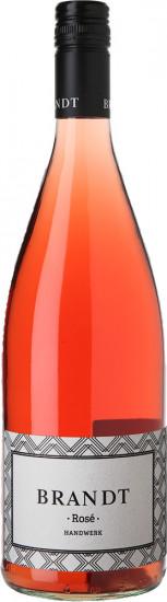 2020 Handwerk Rosé 1L trocken - Weingut Brandt