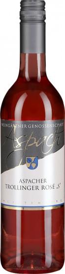 2020 Trollinger Rosé S halbtrocken - Weingärtnergenossenschaft Aspach