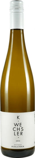 2020 Weißer Burgunder trocken - Weingut Wechsler
