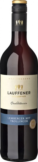 2018 Cuvée Lemberger mit Trollinger halbtrocken - Lauffener Weingärtner
