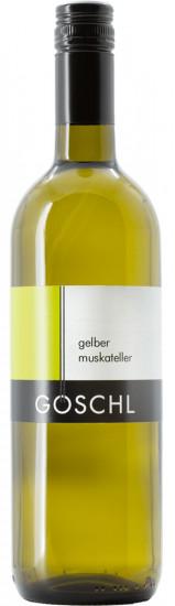 2020 Gelber Muskateller trocken - Weingut Göschl & Töchter