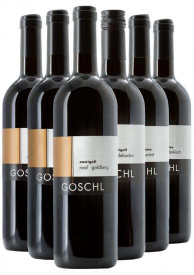 Weingut Göschl Rotweinkennenlernpaket - Weingut Göschl & Töchter
