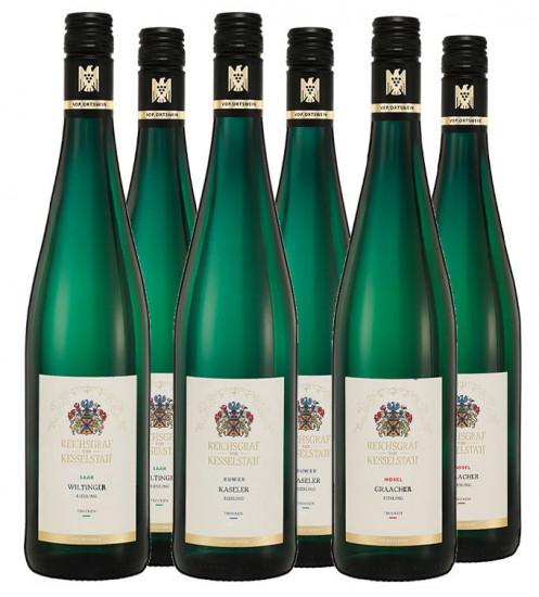Riesling Ortswein-Paket - Weingut Reichsgraf von Kesselstatt