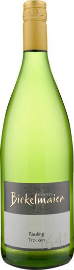2020 Riesling trocken 1,0 L - Weingut Bickelmaier