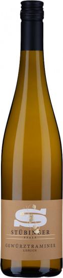 2019 Gewürztraminer lieblich - Weingut Stübinger