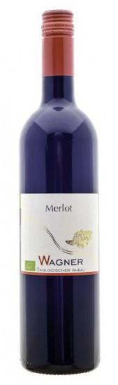 2017 Merlot trocken Bio - Oekoweingut Wagner