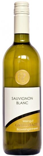 2020 Sauvignon Blanc - Weingut Grillmaier Bioweingärtnerei
