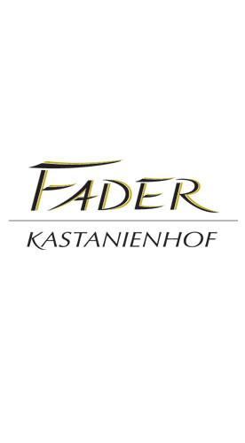 2018 Rhodter Rosengarten Gewürztraminer Spätlese lieblich - Weingut Fader Kastanienhof