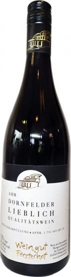 2020 AHR Dornfelder lieblich - Weingut Försterhof