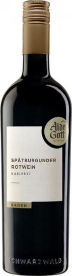 2018 Spätburgunder Rotwein