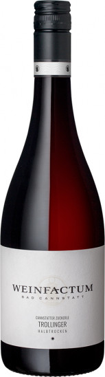 2020 Cannstatter Zuckerle Trollinger * halbtrocken - Weinfactum