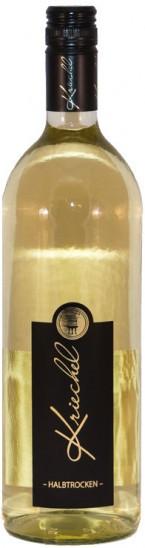 Weißwein halbtrocken 1,0 L - Weingut Kriechel
