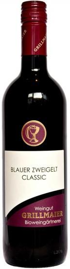 2020 Blauer Zweigelt Classic - Weingut Grillmaier Bioweingärtnerei