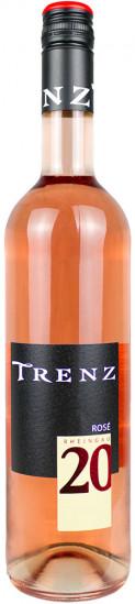 2020 Spätburgunder Rosé feinherb - Weingut Trenz