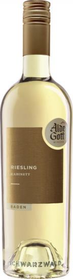 2020 Riesling Kabinett lieblich - Alde Gott Winzer Schwarzwald