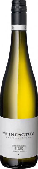 2020 Cannstatter Zuckerle Riesling * halbtrocken - Weinfactum