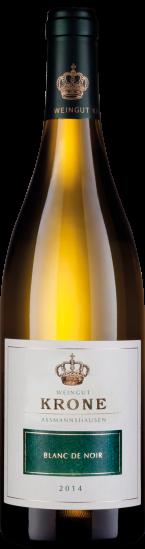 2015 Krone Blanc de Noir Spätburgunder Qualitätswein feinherb - Weingut Krone