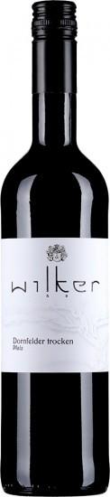 2020 Dornfelder Rotwein trocken - Weingut Wilker