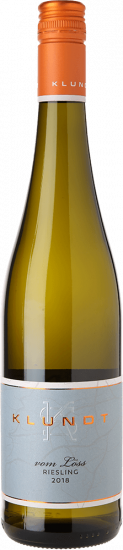 2020 Riesling vom Löss trocken - Weingut Klundt