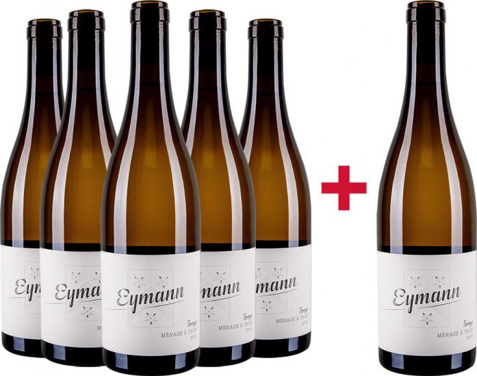 5+1 TOREYE Ménage à trois BIO Paket - Weingut Eymann