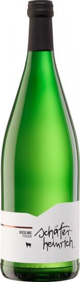 2020 Riesling trocken Bio 1,0 L - Ökologisches Weingut Schäfer-Heinrich