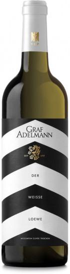 2019 DER WEISSE LOEWE Weissweincuvée trocken Bio - Weingut Graf Adelmann