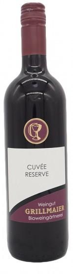 2015 Cuvée Reserve trocken - Weingut Grillmaier Bioweingärtnerei