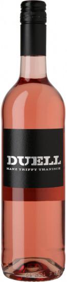 2020 Duell Manz trifft Thanisch Rosé trocken - Weingut Manz & Thanisch