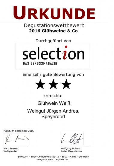 Winterpulle weiß 1L - Weingut Andres am Lilienthal