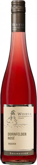 2020 Dornfelder Rosé trocken - Winzer der Rheinhessischen Schweiz