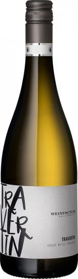 Travertin Weiß Cuvée ** trocken - Weinfactum