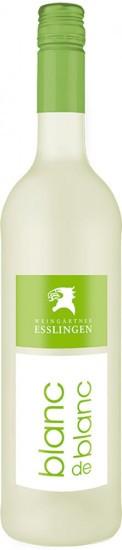 2020 Blanc de Blanc - Weingärtner Esslingen