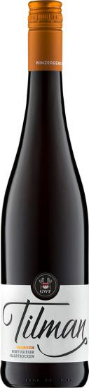 2017 Tilman Portugieser Qualitätswein halbtrocken - Winzergemeinschaft Franken eG