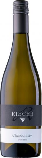 2020 Chardonnay trocken Bio - Weingut Rieger