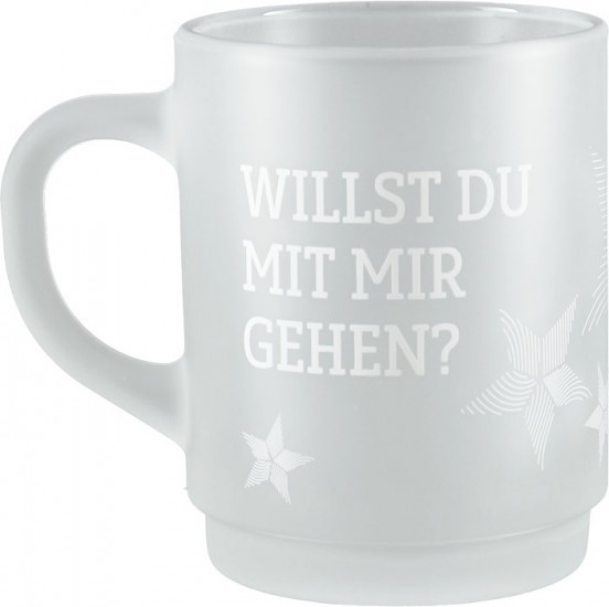 Glühweintassen-Set 5-teilig- Weingut Matthias Keth