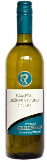 2020 Ried Spiegel Grüner Veltliner Kamptal DAC trocken - Weingut Grillmaier Bioweingärtnerei