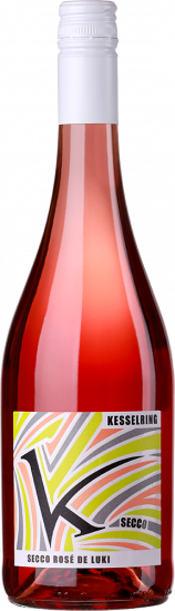 2020 Secco Rosé Bio - Weingut Lukas Kesselring