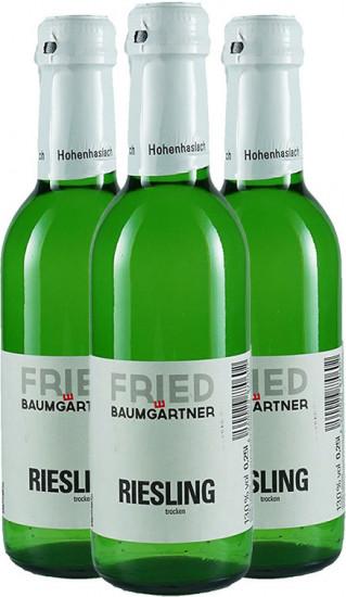 2018 Riesling trocken 0,25 L - Weingut Fried Baumgärtner