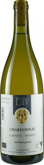2019 Chardonnay Kabinett trocken Bio - Ökologisches Weingut Hubert Lay
