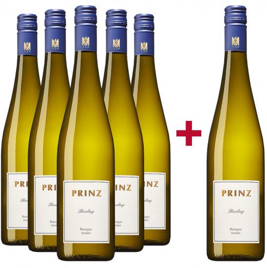 5+1 Paket Riesling VDP.Gutswein BIO - Weingut Prinz