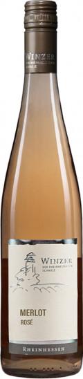 2020 Merlot Rosé lieblich - Winzer der Rheinhessischen Schweiz eG