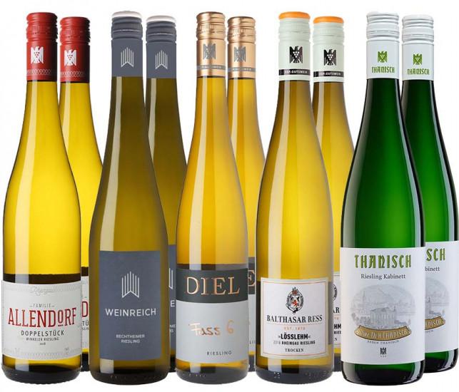 Letzte Flaschen Riesling Premium-Paket