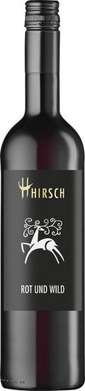 ROT UND WILD Cuvée trocken - Christian Hirsch
