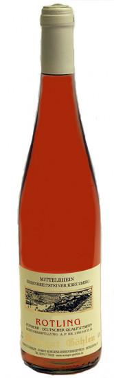 2020 Rotling feinherb - Weingut Göhlen